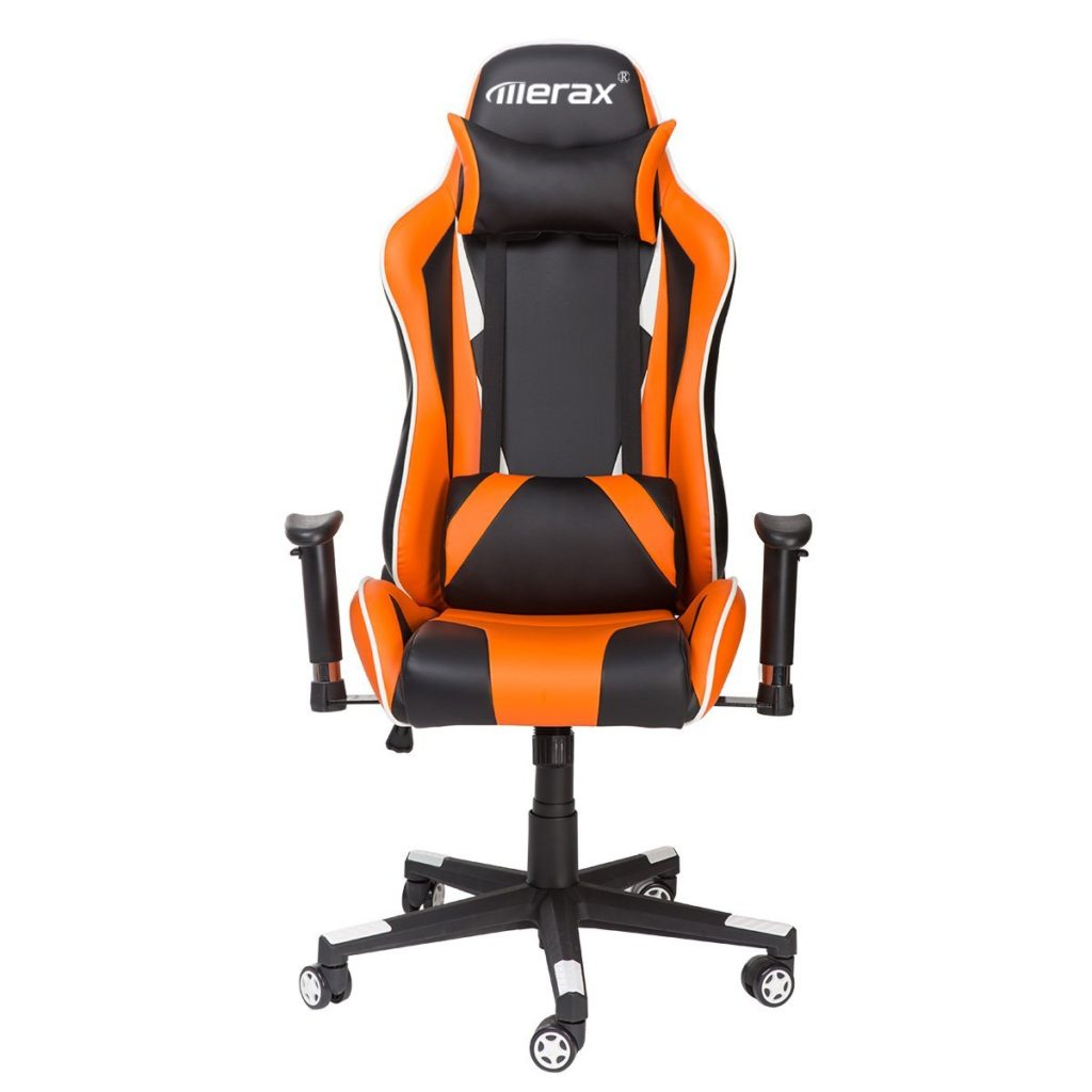 Merax Racing Style Swivel Gaming Chair