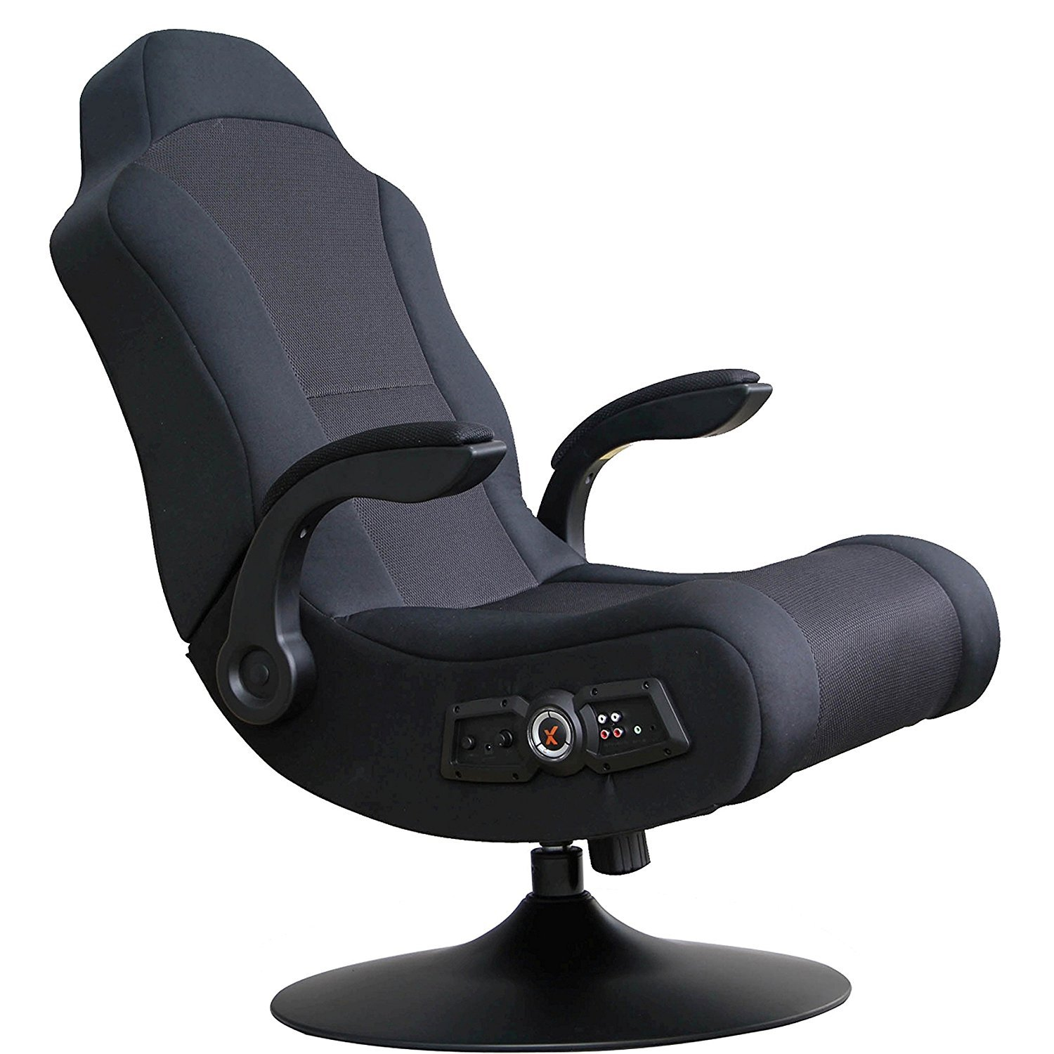 X Rocker 5142201 Commander 2.1 Audio Gaming Chair
